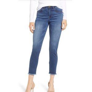 Wit & Wisdom cropped jeans